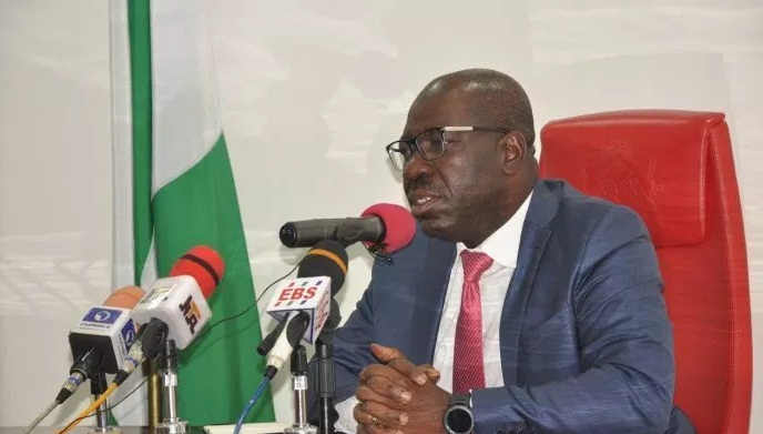 Explore opportunities in tech regardless of your background, Obaseki charges youths