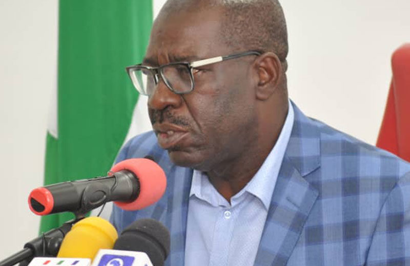 Obaseki pledges sustained investment in youth devt to drive post-COVID-19 economic recovery