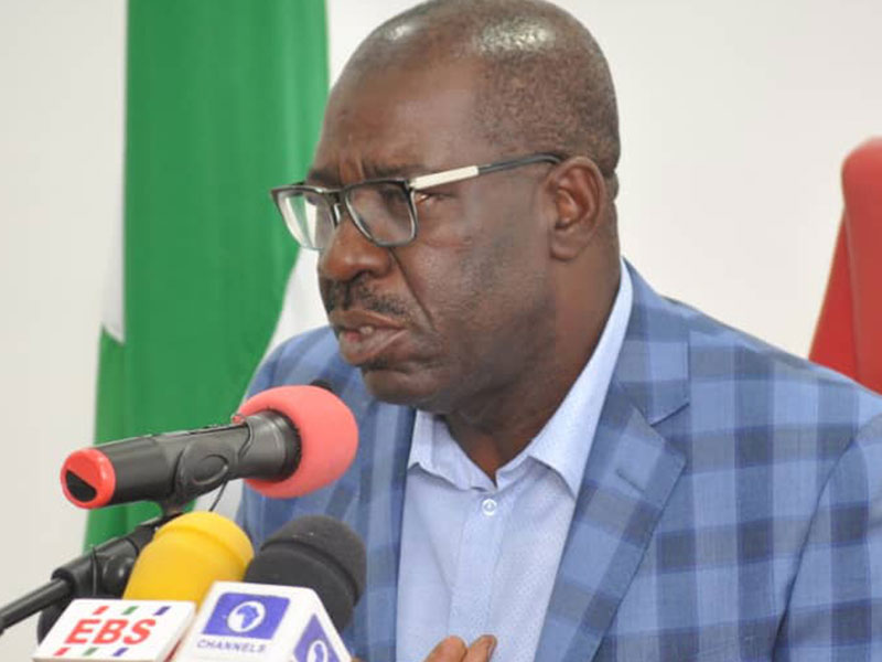 Obaseki assigns portfolios to new commissioners, Special Advisers