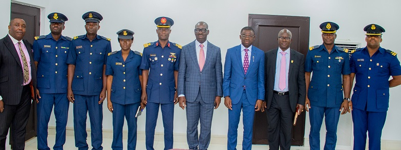 Kidnappings: Obaseki, Nigerian Air Force set to partner on periodic aerial surveillance
