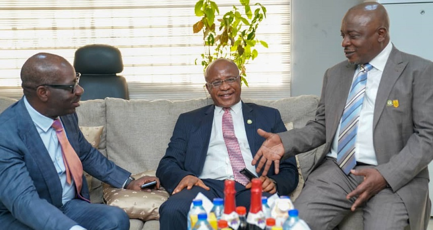 Obaseki: We are tackling insecurity, human trafficking with quality education