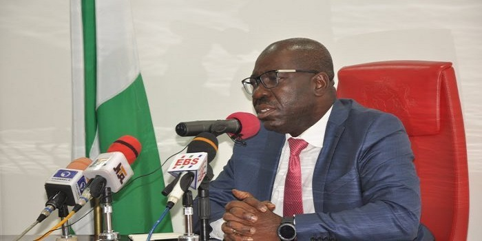 Obaseki appreciates NUT on 'Best Performing Governor' honour