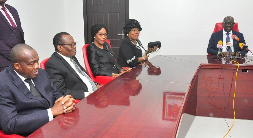 Obaseki pledges support for Edo judiciary