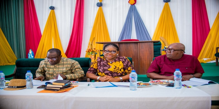 Obaseki tasks intending Christian pilgrims on building a new Nigeria