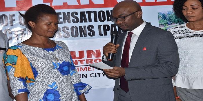 Ogiso-Osunde Erosion Control: Edo govt, NEWMAP begin compensation exercise