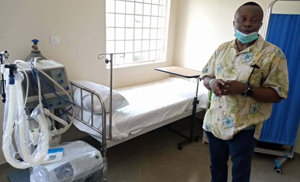 Coronavirus: Stella Obasanjo Isolation centre readies to receive confirmed COVID-19 cases