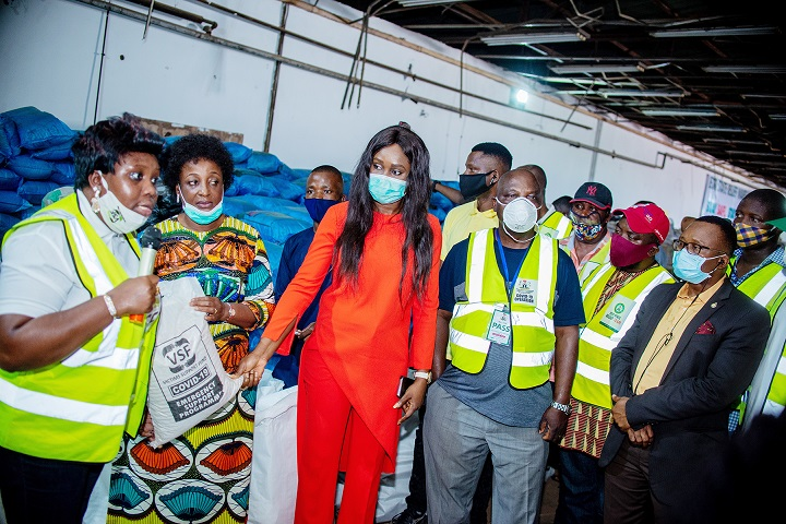 COVID-19: Victims Support Fund boosts Edo govt's response with N154.5m worth of medical supplies, food items, others