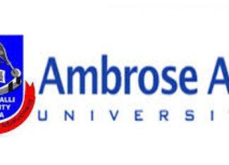 AmbroseAllivarsity visitationpanel meets stakeholders, seeks support