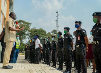 COVID-19: Edo deploys 200 constables to Oredo, other LGAs, as enforcersstorm markets, parks, eateries, banks