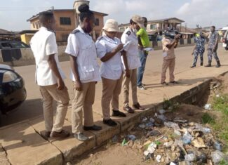 Edo govt monitors compliance with weekly environmental sanitation, sets to prosecute defaulters