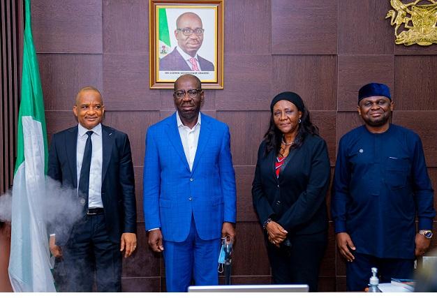 Edo State, NIMASA to make Benin River Port critical to Nigeria's economy