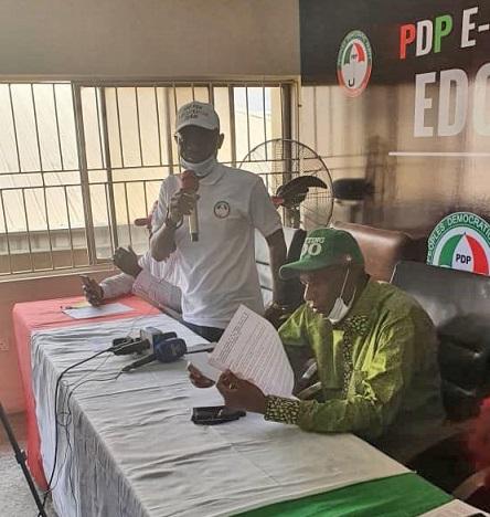 Edo PDP commences e-registration, targets one million members