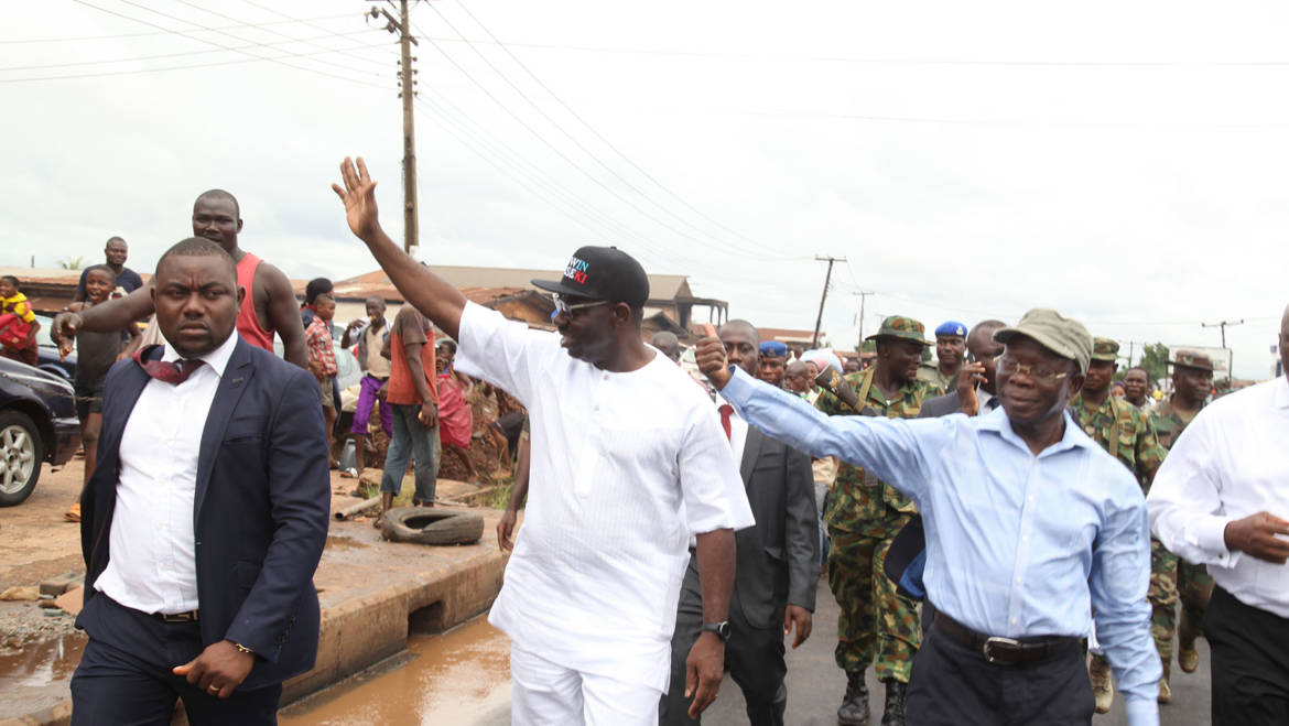 We'll vote Obaseki to appreciate Oshiomhole — Ogbeson community