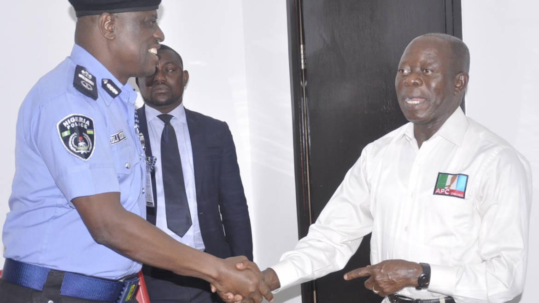 PDP plotting to import thugs for Edo Polls  — Oshiomhole