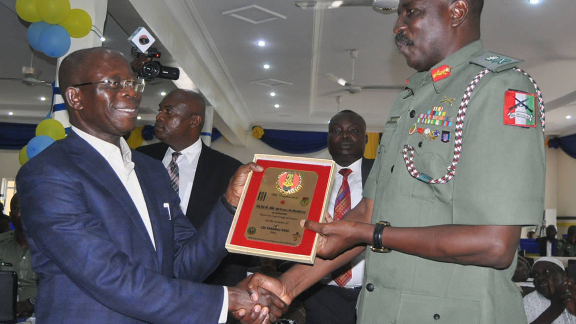 Boko Haram defeat makes us proud of Armed Forces– Oshiomhole