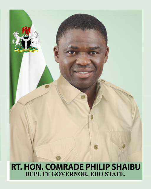Rt. Hon. Philip Shaibu