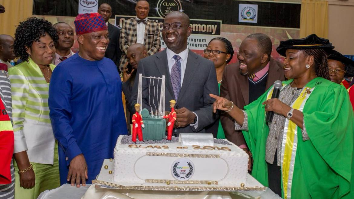 Edo, Lagos enjoy full complements of electricity structure in Nigeria, Obaseki