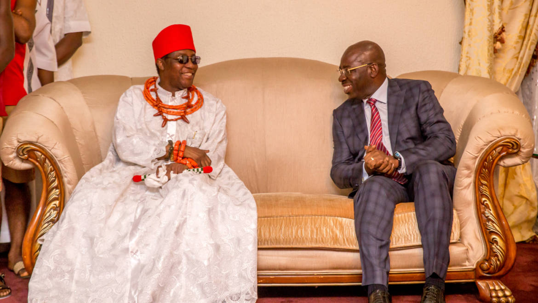 """A bill to criminalise activities of CDAs in Edo is underway "" – Obaseki"
