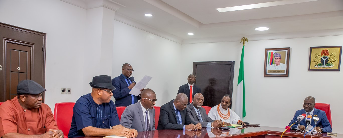 Edo to make Gelegele Seaport a Container Terminal