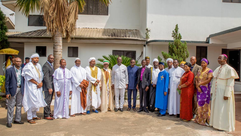 Obaseki to partner religious leaders on social development