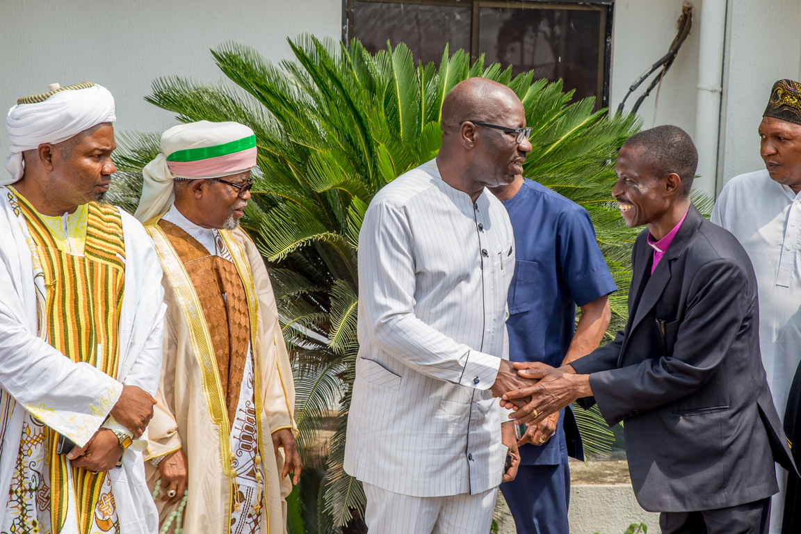 'We will work with Edo Government to empower children' – Religious leaders