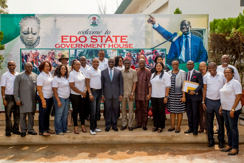 Obaseki commends NIPSS on its strategic policy for nation building