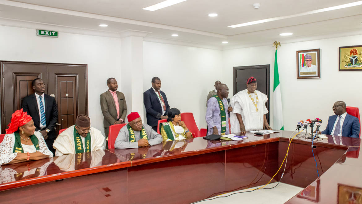 Agric, power strategy mapped out in 100 days – Obaseki