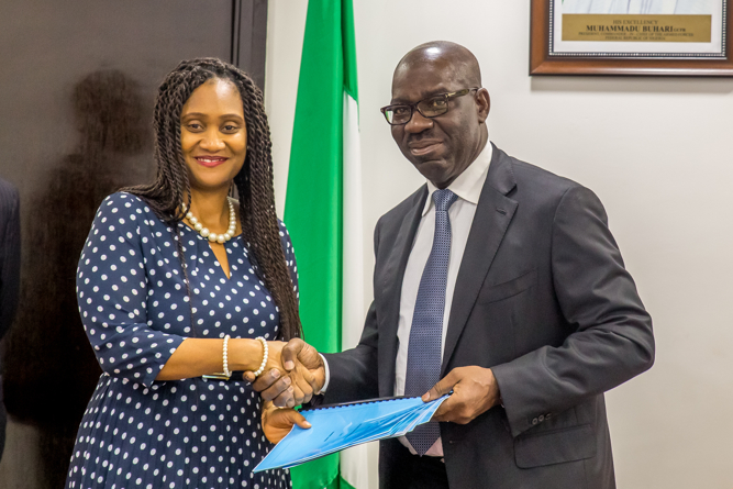 Obaseki signs power purchase agreement