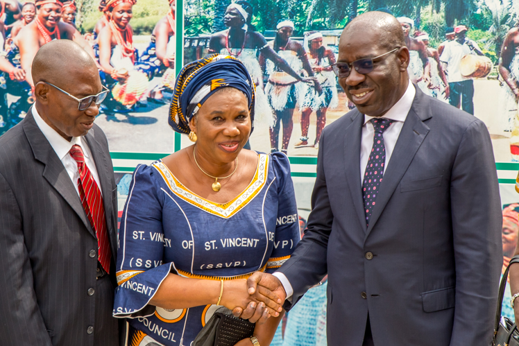 Society commends Obaseki's support to Dialysis Centre