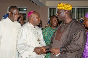 Obaseki-Rev Fr Paul Enow