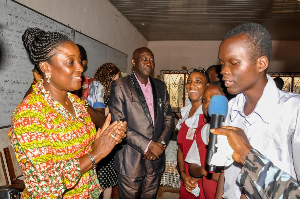 Special needs students to get Edo First Lady's support