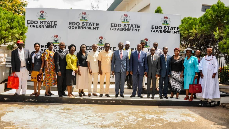 Edo Govt. inaugurates State's Task Force on immunisation