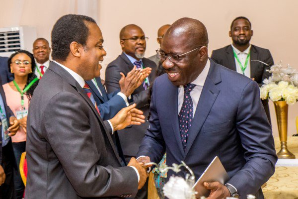 'Keep pace with Obaseki,' Duke charges Edo