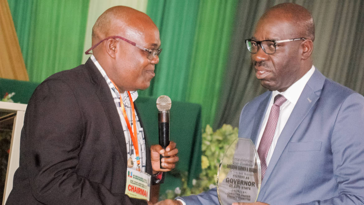 Obaseki says Political Power is for uplifting the downtrodden