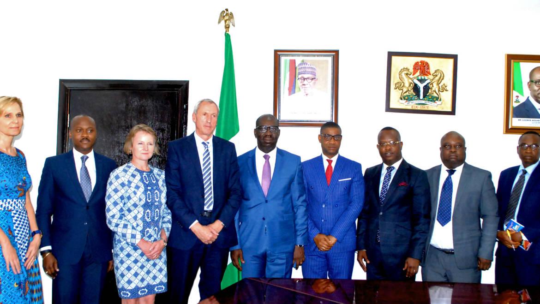 Edo Govt to partner VLISCO Group on Skills Acquisition programme