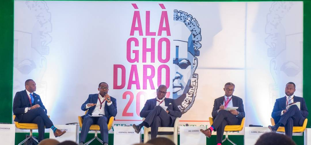 Innovation: Experts seek infrastructure, incentives at Alaghodaro Summit