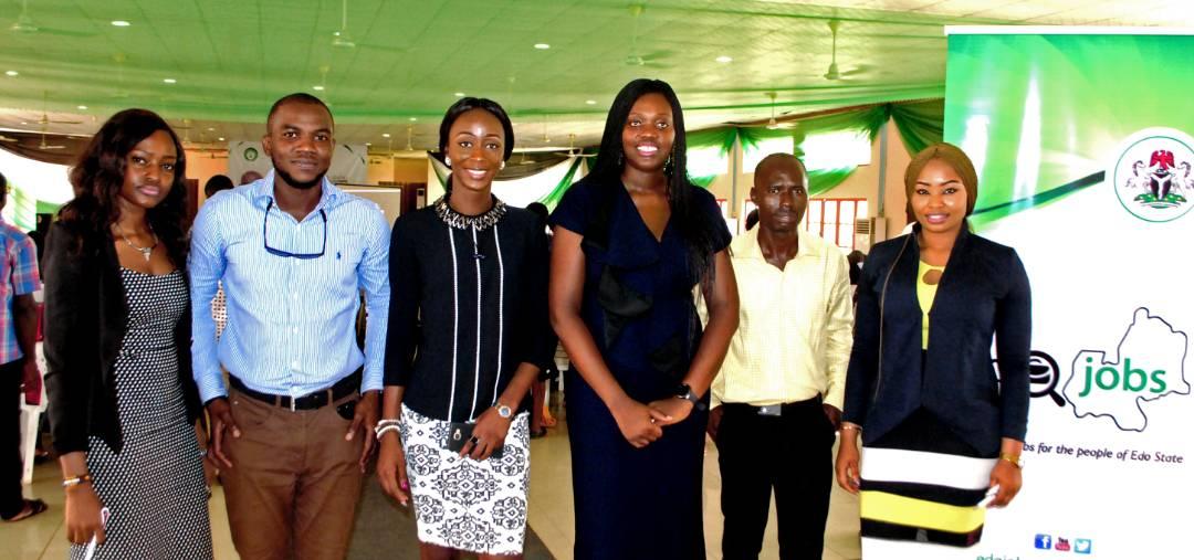 Edo Jobs Summit: Over 600 youths undergo employability skills training