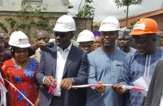 Obaseki lays foundation for JAMB CBT Centre in Benin