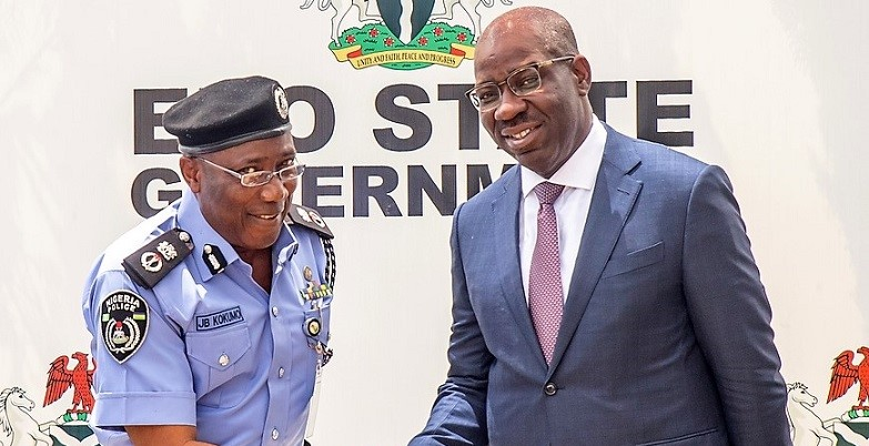 Edo residents count gains of anti-crime strategy, laud Govt, New CP