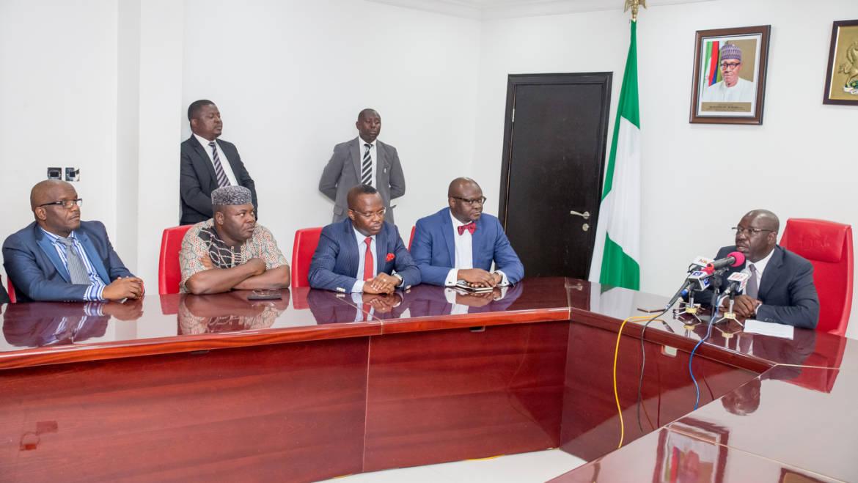 Edo Govt., CBN set aside N500m credit facility to de-risk Agric investments