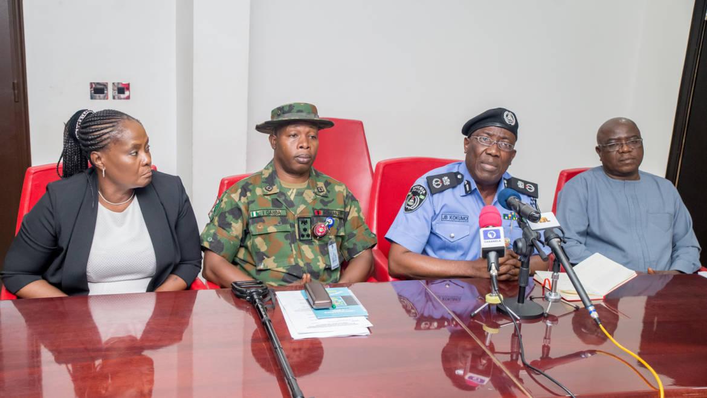 Yuletide: Edo Govt. deploys joint anti-crime force, tasks residents on vigilance