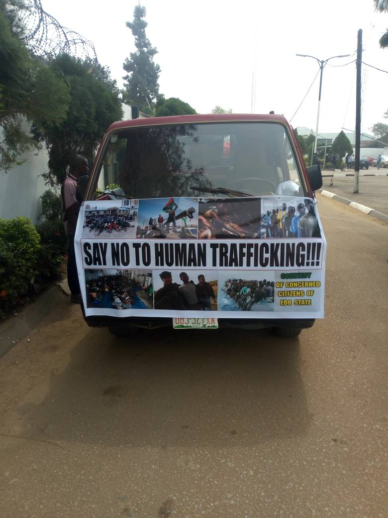 Human Trafficking fight: Edo Govt. to track houses of cartels, religious leaders, others