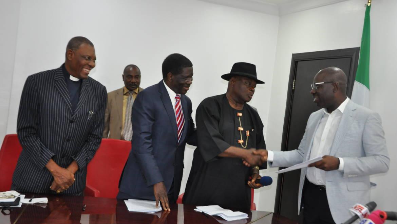Gelegele Seaport: Obaseki insists on project, as Ijaw Elders pledge support