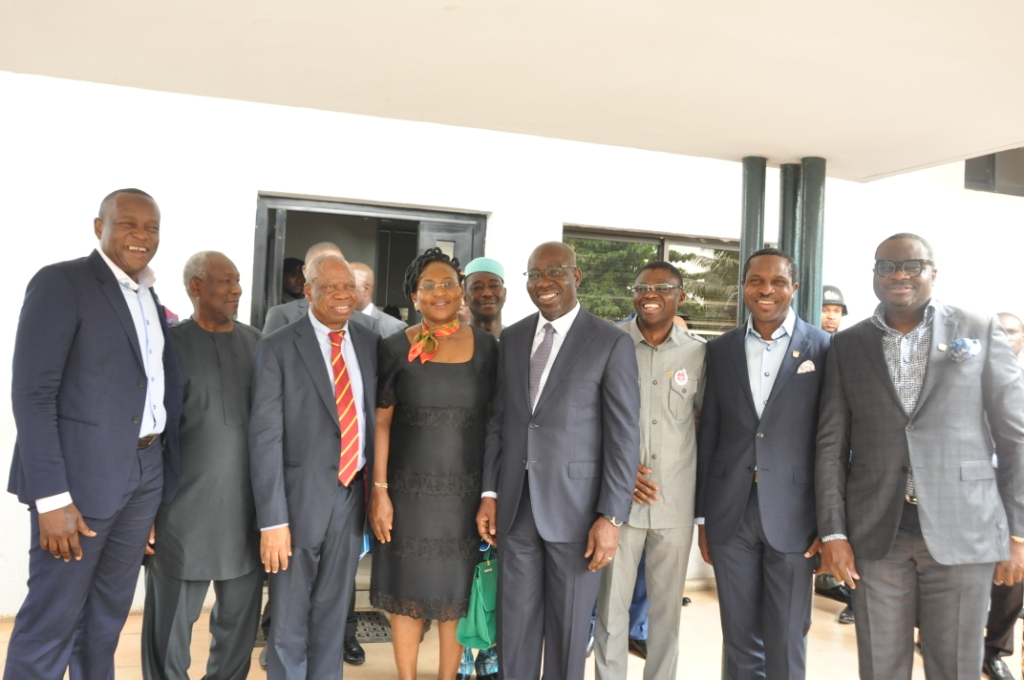 Edo Govt., Sahara Energy reach deal to power public utilities with flared gas
