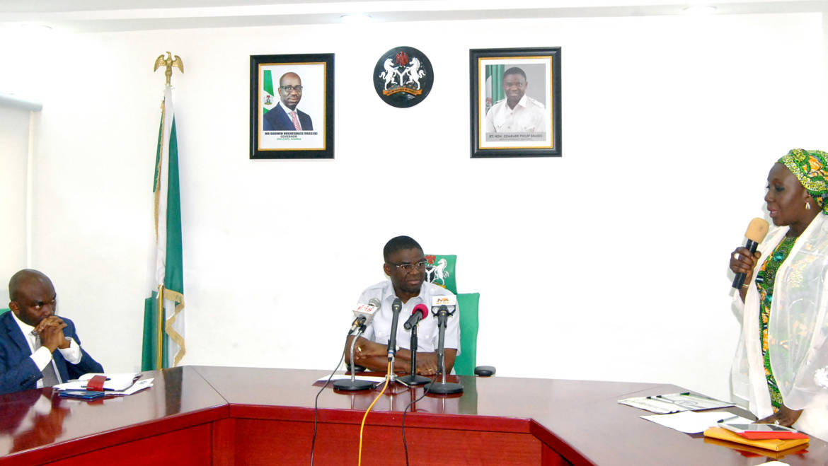 Edo Govt., FG to collaborate on SMEs, industrial clusters