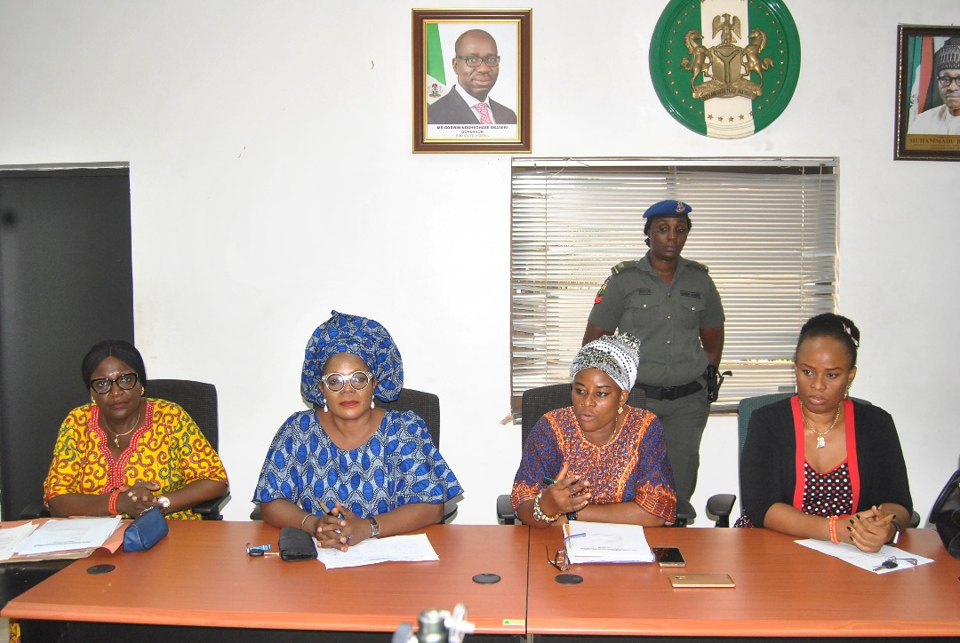 Edo Govt. sets women empowerment agenda for female aides