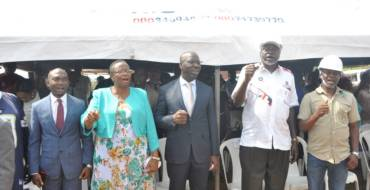 Obaseki assures Edo workers of timely completion of Labour House, industrial harmony