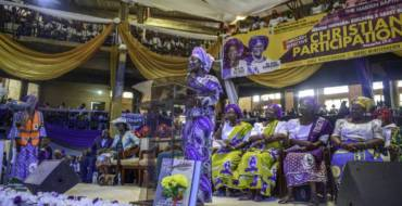 Mrs Betsy Obaseki urges increased Christian Participation in governance