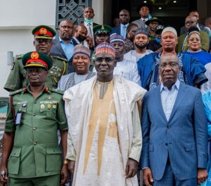 Nigeria'll overcome security challenges – Obaseki